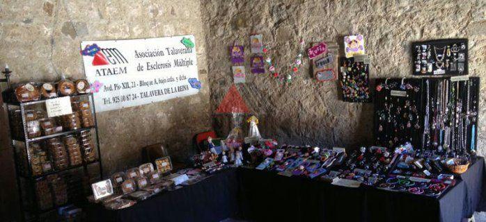 Articulos solidarios Venta en el Medieval Oropesa