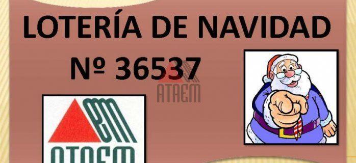 YA TENEMOS LOTERIA DE NAVIDAD !!!!