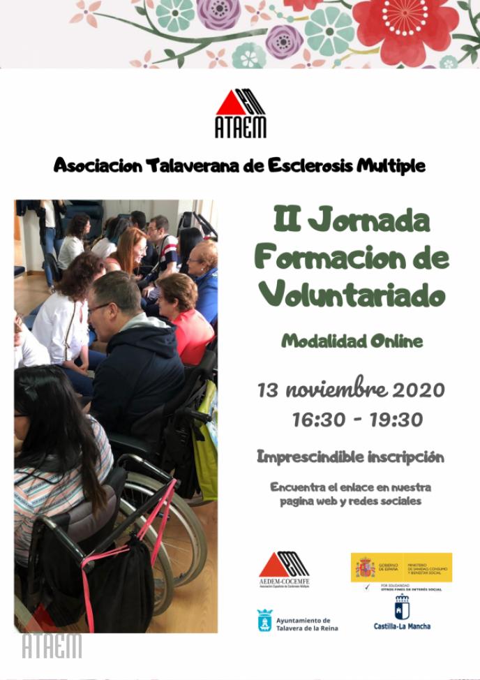 II JORNADA DE FORMACION DE VOLUNTARIADO