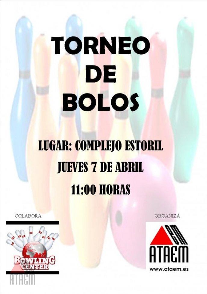 TORNEO DE BOLOS ATAEM