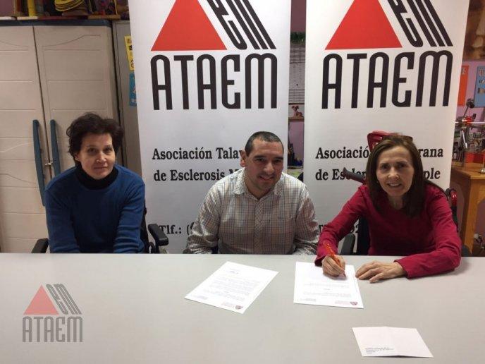 APORTACION SOLIDARIA DE CUADROS ELECTRICOS JM A ATAEM